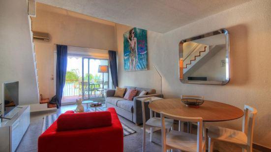 樂比基尼複式濱海公寓