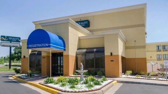 堪薩斯城梅理亞姆品質酒店