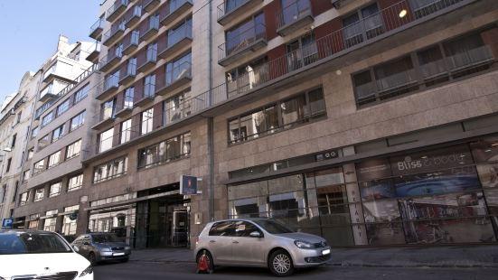 布達佩斯假日Spa公寓