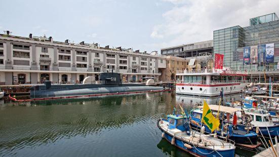 熱那亞水族館公寓