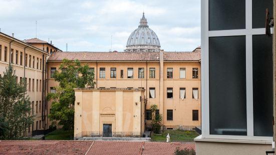 Domus Fabiola - Vaticano