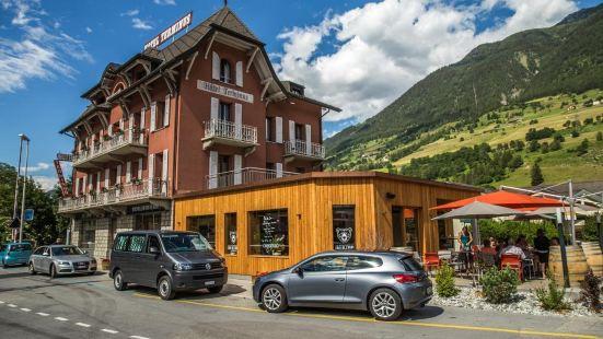 Hotel Restaurant Les Alpes Reviews: Food & Drinks in Valais Orsieres– Trip.com