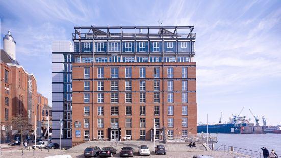 Top Ginn Hotel Hamburg Elbspeicher