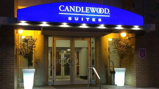 蒙特利爾市區中心城燭木套房酒店