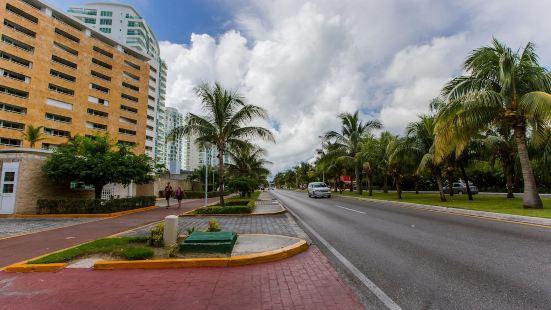 Condominio Girasol Zona Hotelera
