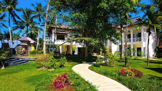 Surprise vacation six bedroom garden view luxury family villa
