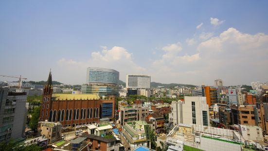 首爾24新村旅館