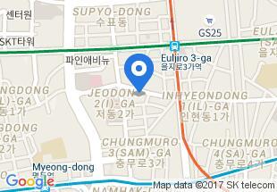 """Nine Tree Premier Hotel Myeongdong 2 地圖""的图片搜索结果"