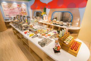 漫趣乐园酒店(川沙地铁站店)自助早餐