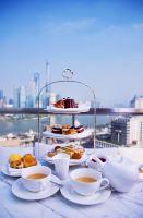 上海艾迪逊酒店(顶层酒吧ROOF云端香槟下午茶)