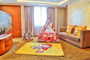 广州中国大酒店(猪猪侠酷芽亲子套房)