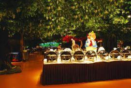 大连香洲花园酒店单人自助晚餐一份