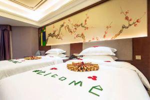 【限时限量优惠抢购,9.27到9.30适用】广州南国酒店(高级双床房+珠江夜游景点门票套餐)