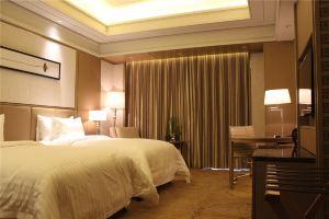 杭州浙商开元名都酒店(高级市景双床房+双人自助晚餐