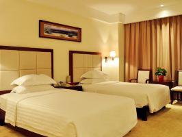 广州南沙奥园酒店(高级大/双床房+家庭烧烤套餐)