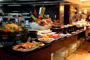 广州南沙大酒店(【双12抢购】豪华海景房+双人自助早餐+双人自助晚餐-2晚)