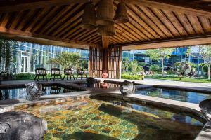 北京中家鑫园温泉酒店(【全家自由行】豪华间+温泉+家庭简餐)