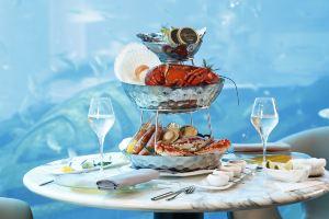 三亚亚特兰蒂斯酒店(【奥西亚诺】海底餐厅单人白银午餐)