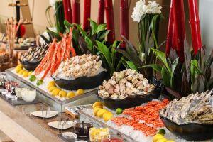 广州南丰朗豪酒店豪厨-周末家庭晚餐自助