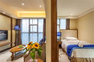 长沙华晨豪生酒店式公寓(【特惠】家庭房B座+延迟退房到14点)