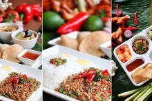 上海安曼纳卓悦酒店单人臻选泰式午餐或晚餐套餐