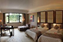 东榕度假酒店(九华山店)(【含早】高级双床房)