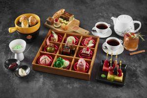 北京丽晶酒店晶彩晶味故宫以东下午茶周三至周日专享