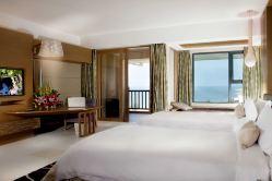 惠东金海湾嘉华度假酒店(平日豪华海景房+早餐+晚餐+温泉)