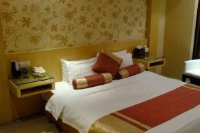 南京方源金陵国际酒店(云轩楼高级大床间+商务晚餐)