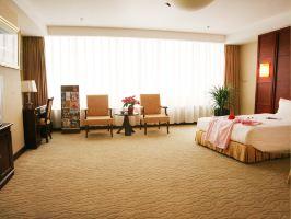 北京华尔顿酒店(原鸿坤国际大酒店)高级套房