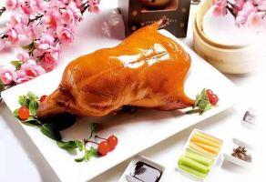 北京西荣阁酒店2人精品烤鸭套餐副本