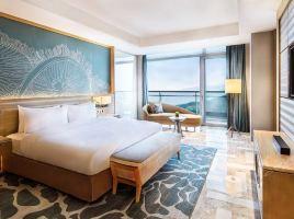 三亚亚特兰蒂斯酒店【提前1天含早】至尊海景房+接送机