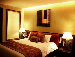 北京奥北宝迪酒店(【提前预约】中式大床/标间+餐饮9折+KTV8折优惠)