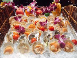 北京泰富酒店【溢餐厅】《四季》主题自助晚餐