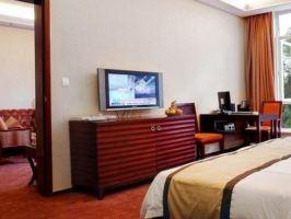 峨眉山红珠山宾馆(5号楼望湖居特价双床间+双人温泉)