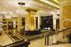 澳门英皇娱乐酒店【请先确认有房后预订】高级大床房