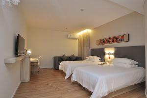 怡莱酒店双床间+珍珠泉+生态园