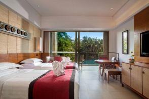 三亚湾海居铂尔曼度假酒店(含早花园房+赠送双人蜈支洲岛一日游+接机)