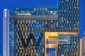广州W酒店(双人自助晚餐)