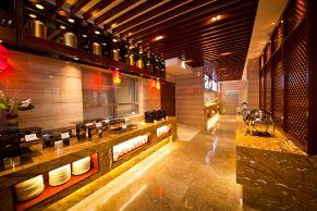 南京新街口王府大街亚朵酒店自助早餐
