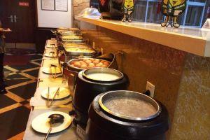 广州嘉尔登大酒店自助早餐