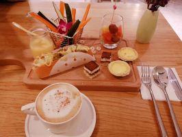 和颐酒店(上海虹桥国家会展中心七莘路店)颐悦-英伦下午茶套餐