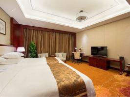 【含早】西安名都国际酒店(标准双床房/大床房)