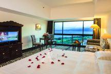 三亚亚龙湾环球城大酒店(主楼豪华海景房+旅拍)