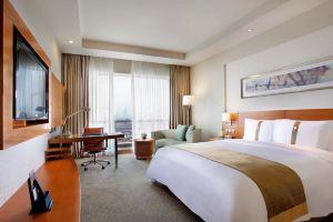 上海浦东绿地假日酒店(【含早】假日高级房)