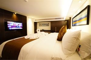 广州双子星度假公寓(舒适复式房-3小时)