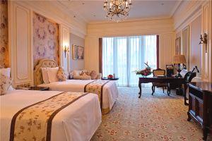 广州九龙湖公主酒店(【含早】皇室水景大/双床房)
