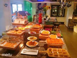 桔子水晶酒店(上海国际旅游度假区康桥店)(早餐+2h延迟退房)