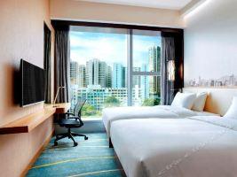 香港旺角希尔顿花园酒店(园景房)