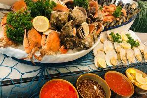 北京泛太平洋酒店(单人海鲜盛宴自助午餐/晚餐【汇餐厅】)